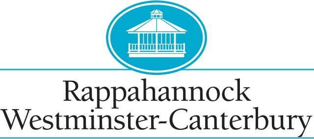 Rappahannock Westminster-Canterbury Retina Logo