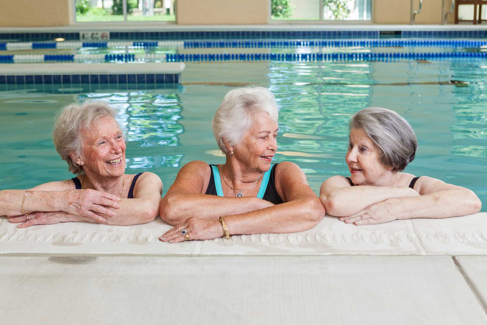 ladies-enjoy-swimming