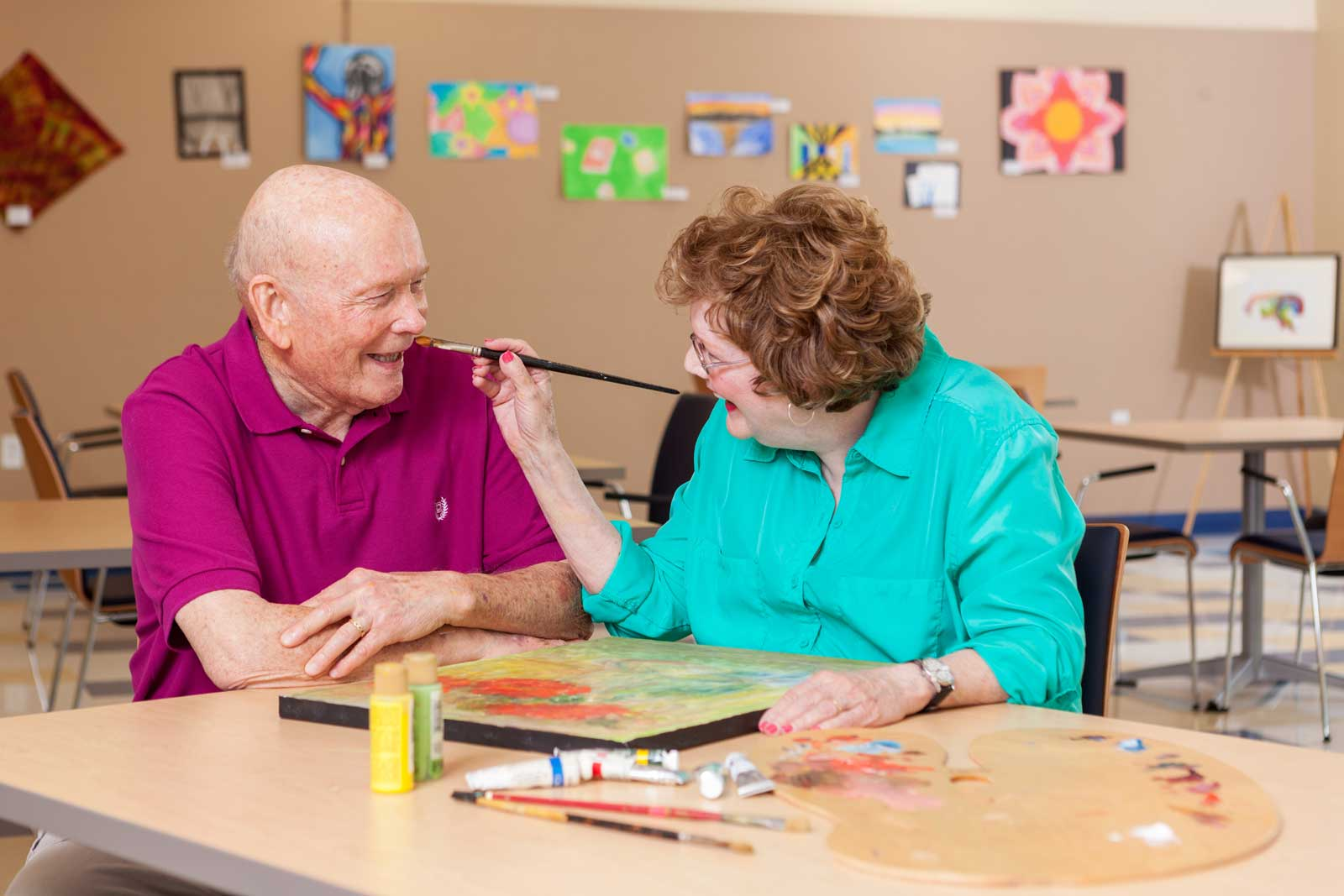 residents-enjoy-painting