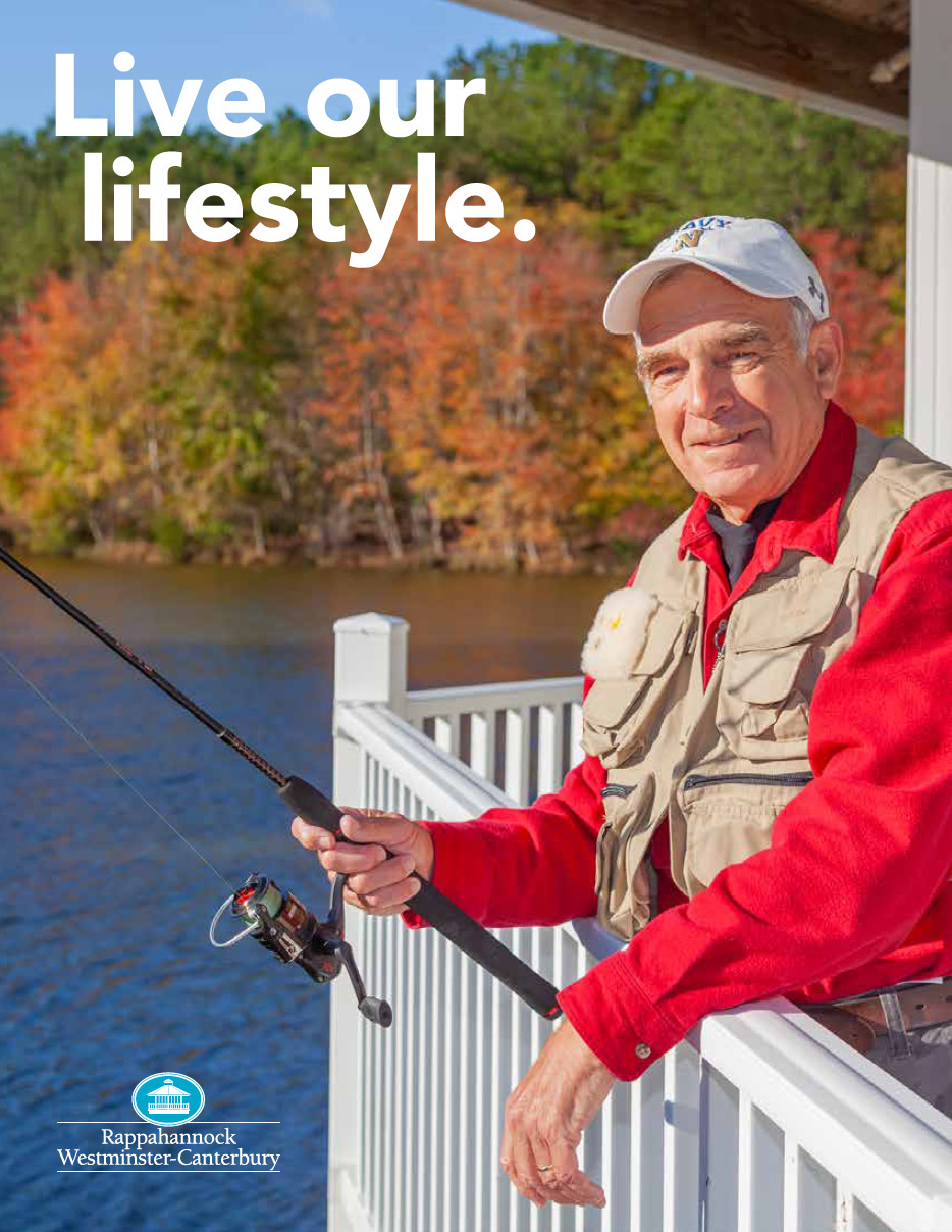 RW-C Live Our Lifestyle Brochure Cover